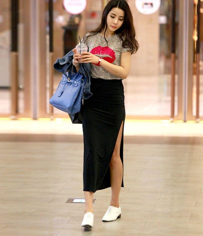 4 kiểu chân váy giúp bạn ''ăn gian'' chiều cao