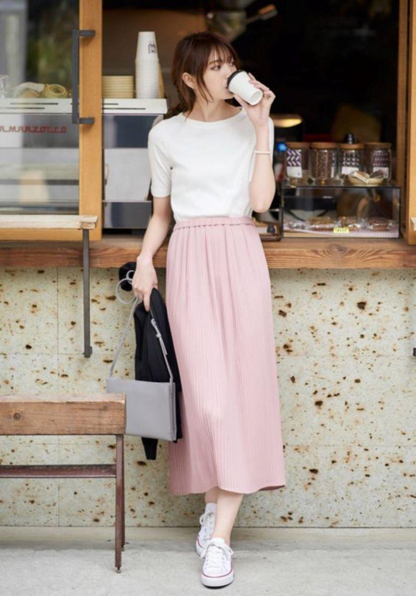 3 công thức diện chân váy đơn giản nhưng nhìn kiểu gì cũng đẹp