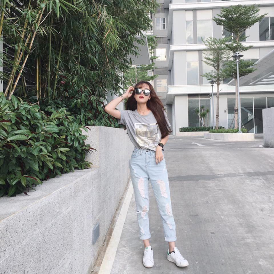4 kiểu dáng quần jeans thoải mái diện mà không sợ phát ngốt vì nắng hè