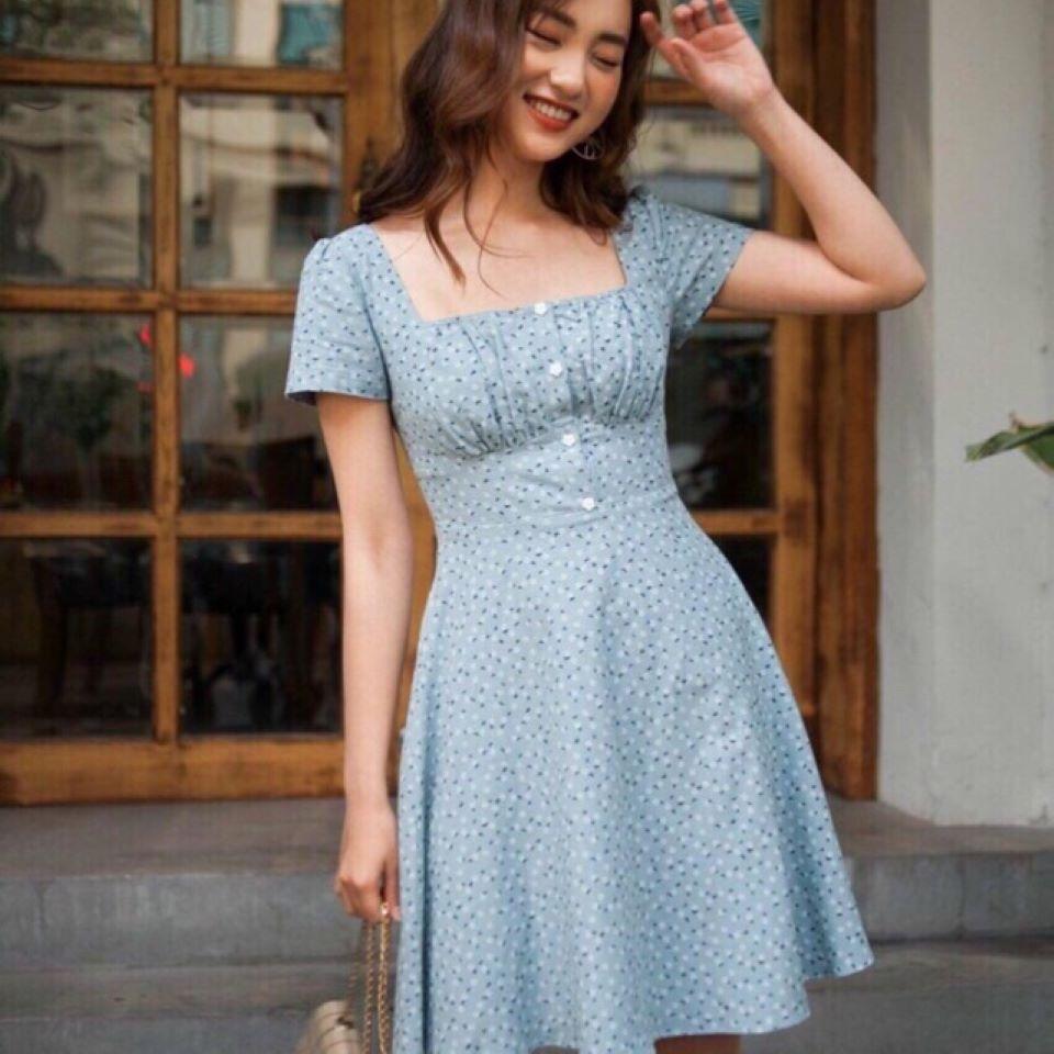 5 mẫu váy hè đẹp kinh điển, bạn cứ sắm theo là mặc đẹp