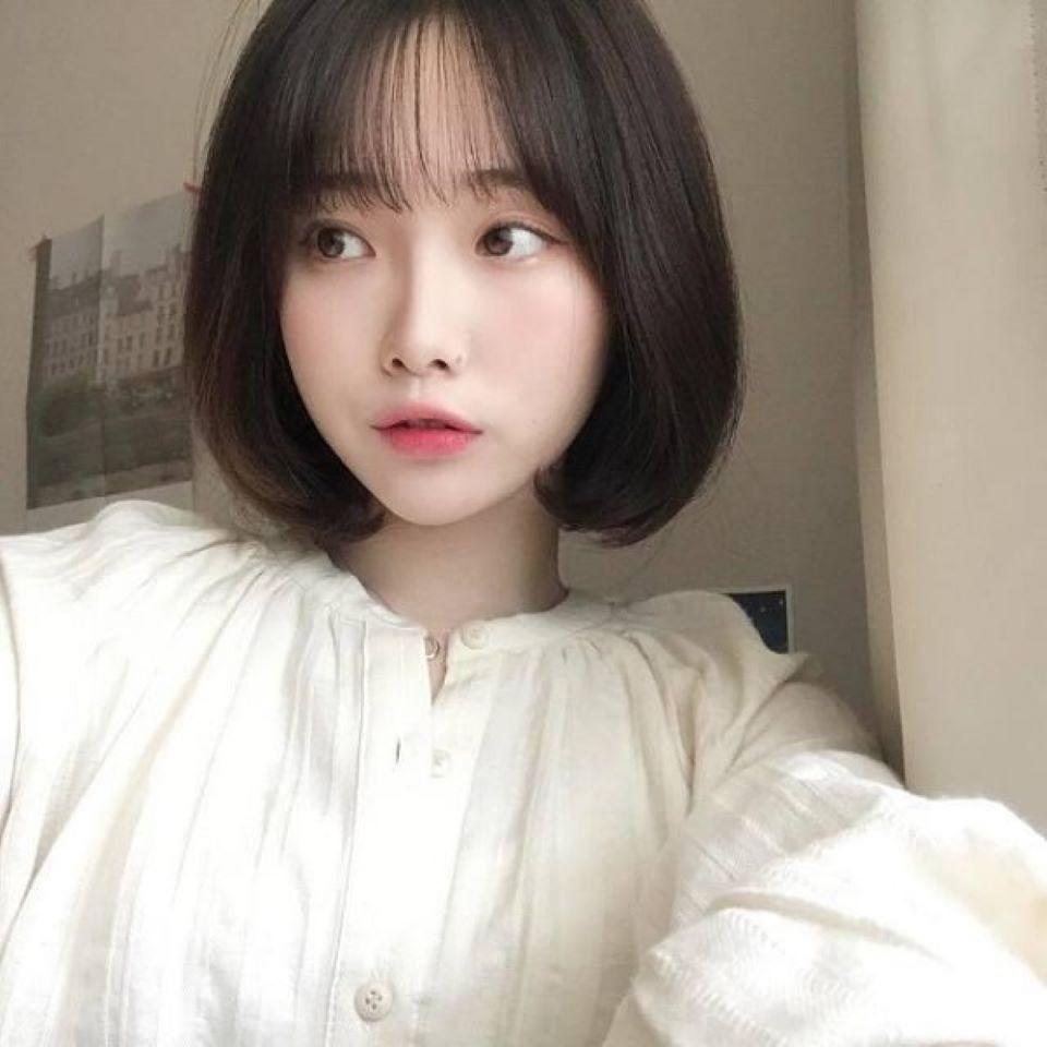 6 kiểu tóc ngắn xinh ngất ngây cho cô nàng mặt tròn