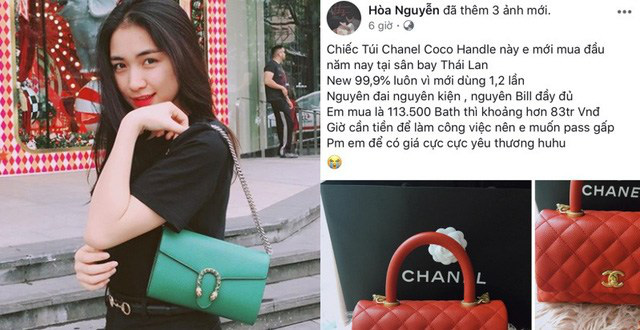 Vung tay sắm đồ hiệu, mỹ nhân Việt cũng có ngày thanh lý: người cần tiền, người không còn chỗ chứa - Ảnh 14.