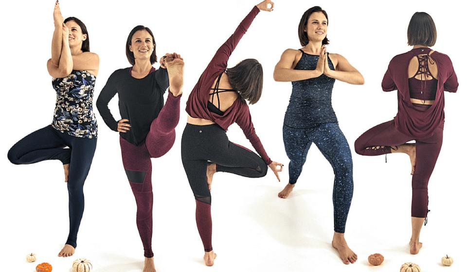 """Cách chọn đồ Yoga """"chuẩn không cần chỉnh""""!"""