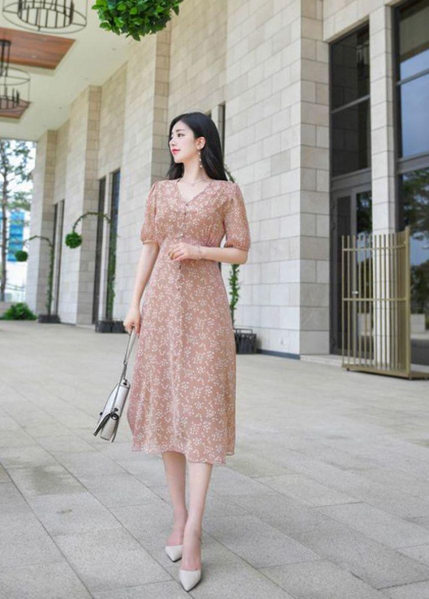 Những kiểu váy mùa hè cho nàng công sở
