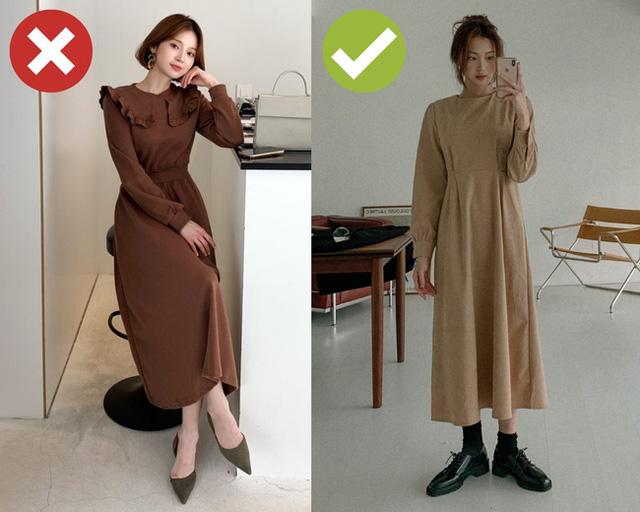 4 kiểu trang phục mùa lạnh dễ cộng cho nàng công sở 5 – 7 tuổi, không muốn trông già xọm thì tránh ngay lập tức - Ảnh 1.