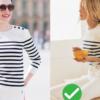 Cùng là áo kẻ nhưng gái Pháp không chọn bừa mà chọn theo 6 tiêu chí này để ra được khí chất