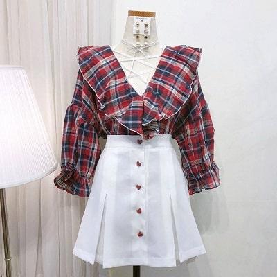 Chân váy trắng dáng ngắn: Item siêu dễ thương lại dễ mix - Ảnh 2