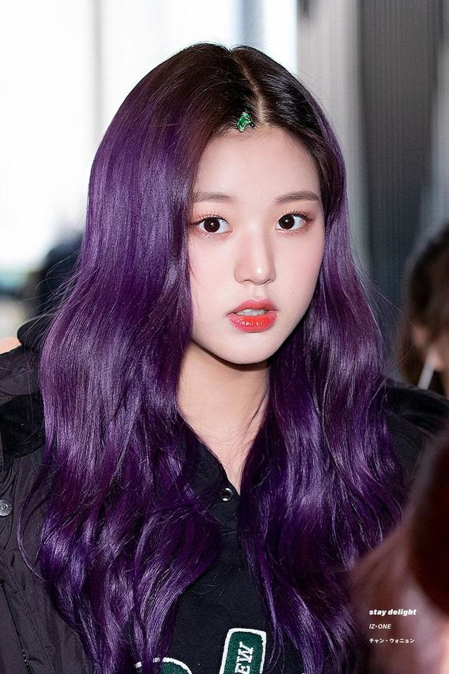 Mỹ Tâm - Hari Won - Quỳnh Anh Shyn đu trend tóc tím lấn át dàn nghệ sĩ Hàn - Ảnh 3.