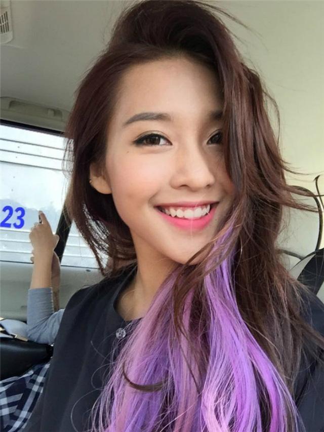 Mỹ Tâm - Hari Won - Quỳnh Anh Shyn đu trend tóc tím lấn át dàn nghệ sĩ Hàn - Ảnh 10.
