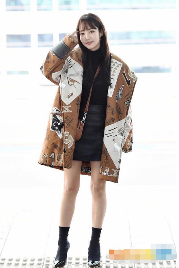 Nhan sắc lên xuống thất thường nhưng gout thời trang công sở 30 của Park Min Young đẹp miễn chê - Ảnh 10.
