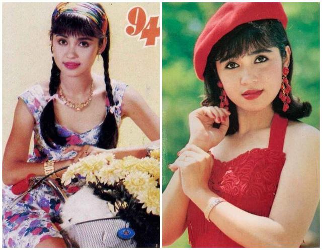 Ngược đời như Việt Trinh: Thời trẻ mê mặc kín, đến tuổi U50 lại chăm diện hở - Ảnh 2.