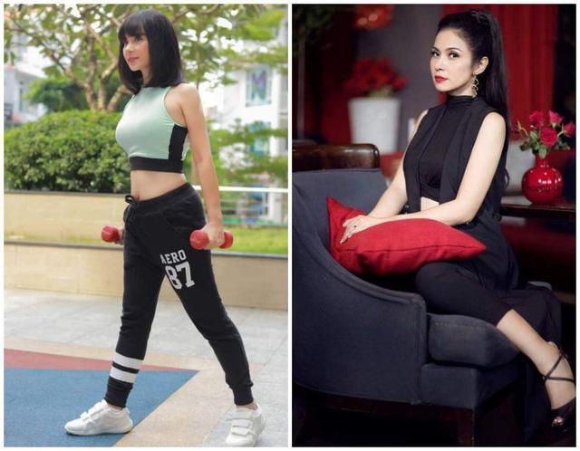 Ngược đời như Việt Trinh: Thời trẻ mê mặc kín, đến tuổi U50 lại chăm diện hở - Ảnh 5.
