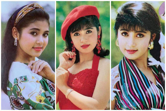 Ngược đời như Việt Trinh: Thời trẻ mê mặc kín, đến tuổi U50 lại chăm diện hở - Ảnh 4.