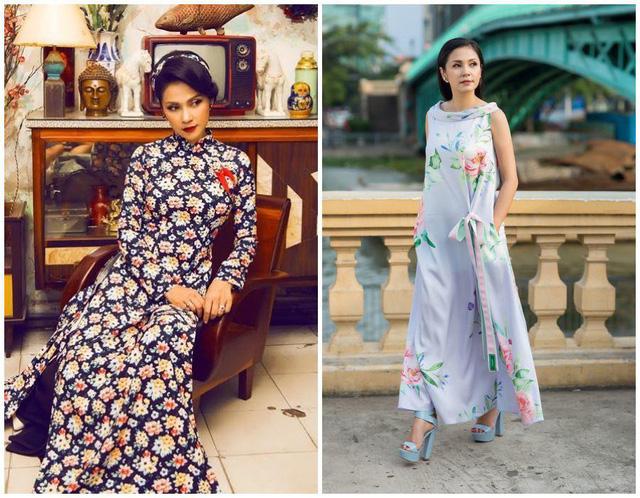 Ngược đời như Việt Trinh: Thời trẻ mê mặc kín, đến tuổi U50 lại chăm diện hở - Ảnh 8.