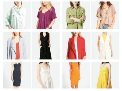 Một số gợi ý màu sắc trang phục dành cho người có sắc tố da trung bình
