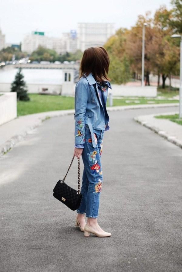Cứ diện những kiểu quần jeans lỗi mốt này, nàng vừa già chát vừa bị lộ nhược điểm vóc dáng - 6
