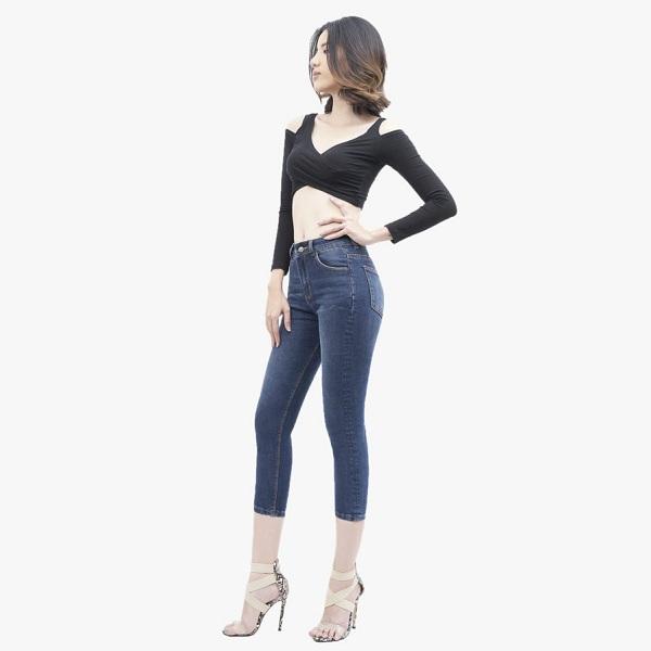 Cứ diện những kiểu quần jeans lỗi mốt này, nàng vừa già chát vừa bị lộ nhược điểm vóc dáng - 7