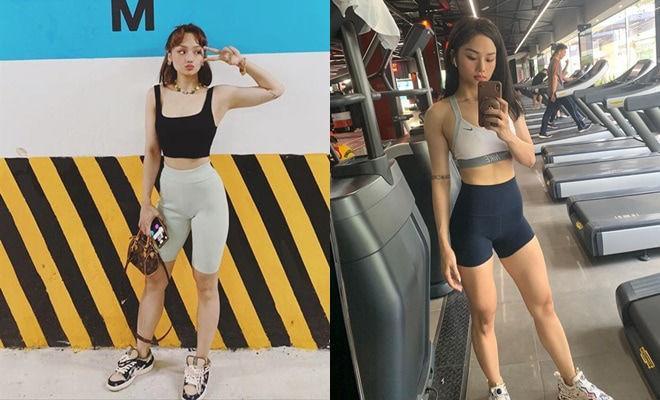 """Chiếc quần """"thị phi"""" nhất2020 là quần bó chẽn: không chỉ hotgirl, đến Hoa hậu cũng khó mặc đẹp - 4"""