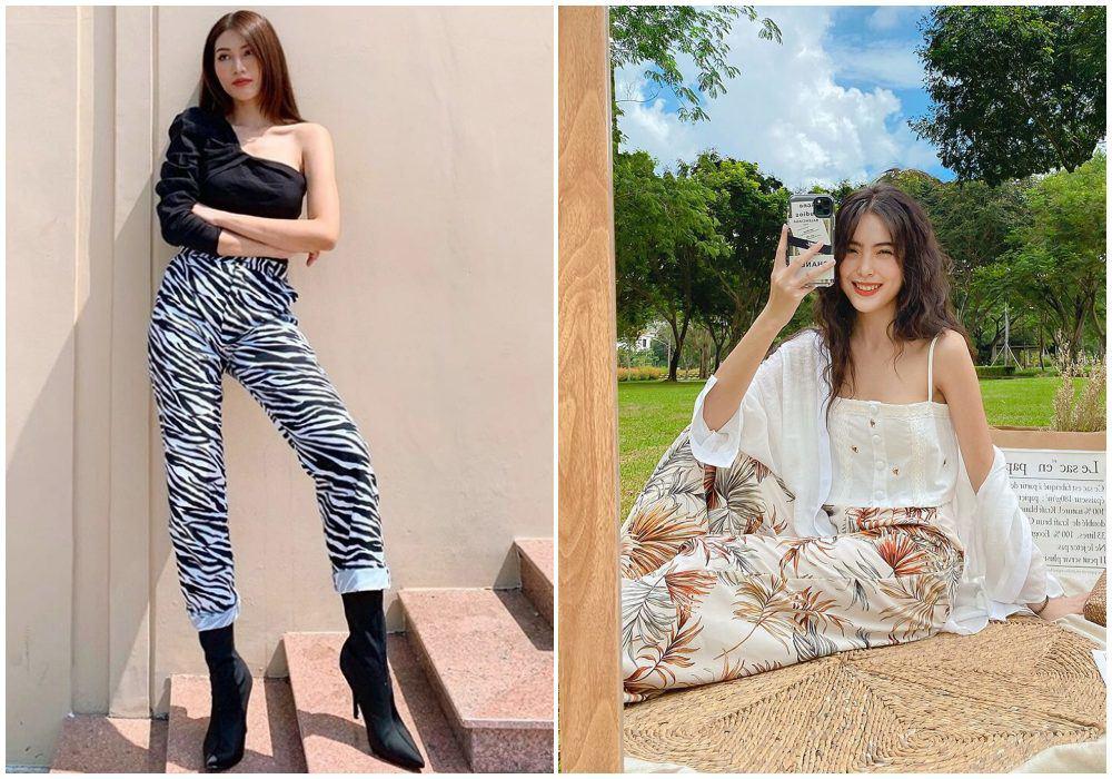 """Chiếc quần """"thị phi"""" nhất2020 là quần bó chẽn: không chỉ hotgirl, đến Hoa hậu cũng khó mặc đẹp - 12"""