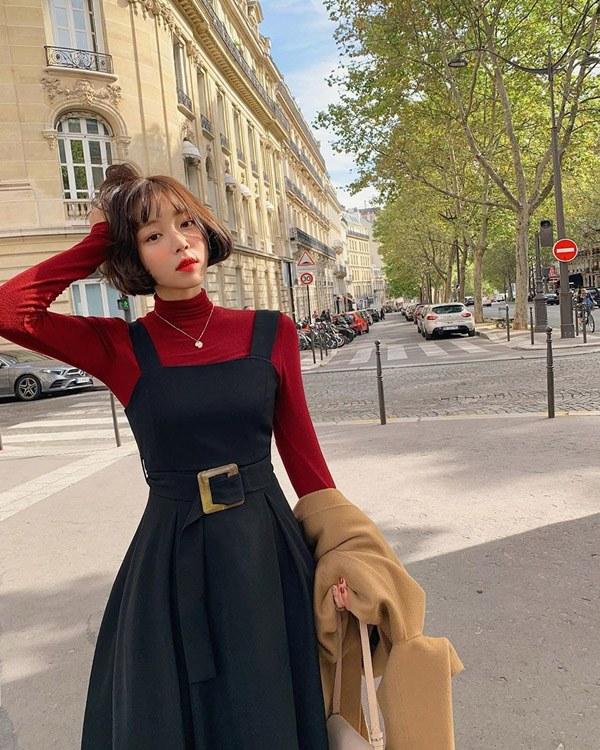 Trang phục đỏ rực rỡ, trắng tinh khôi amp;#34;hotamp;#34; nhất hôm nay: nàng lưu ngay bí quyết mặc lộng lẫy - 3