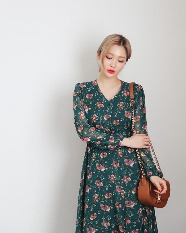 amp;#34;Lên đồamp;#34; trẻ trung đón năm mới, nàng chọn ngay 5 trang phục phủ họa tiết này là đẹp mê - 3