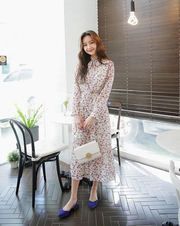 amp;#34;Lên đồamp;#34; trẻ trung đón năm mới, nàng chọn ngay 5 trang phục phủ họa tiết này là đẹp mê - 4