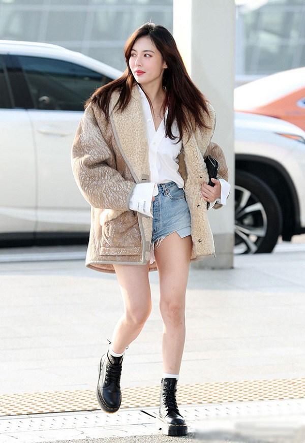 """Ăn mặc xuề xòa khó hiểu, """"nữ hoàng gợi cảm"""" xứ Hàn đánh mất danh hiệu biểu tượng thời trang - 3"""