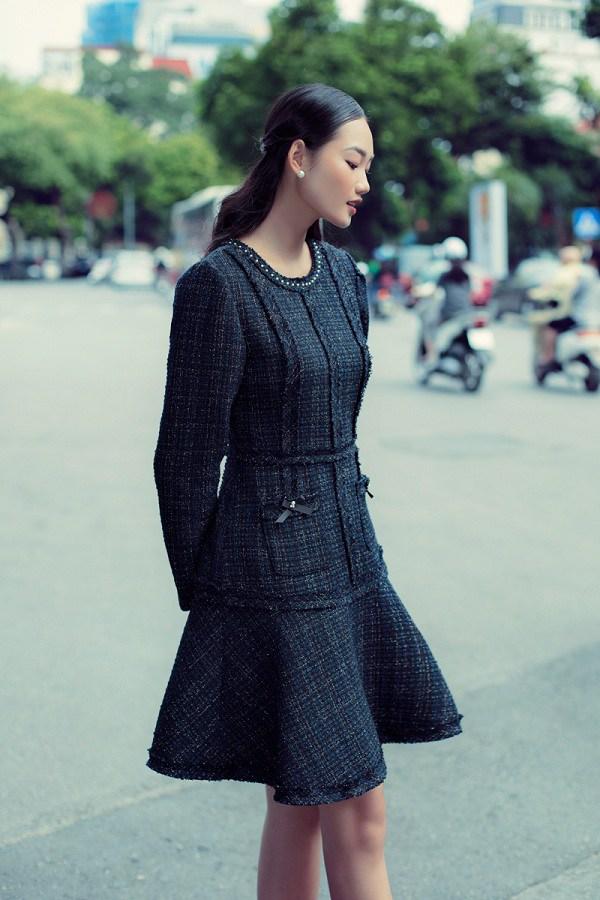 Chẳng cần sắm đồ mới, nàng diện lại mấy mẫu váy liền này là vẫn hợp mốt trong năm 2021 - 7