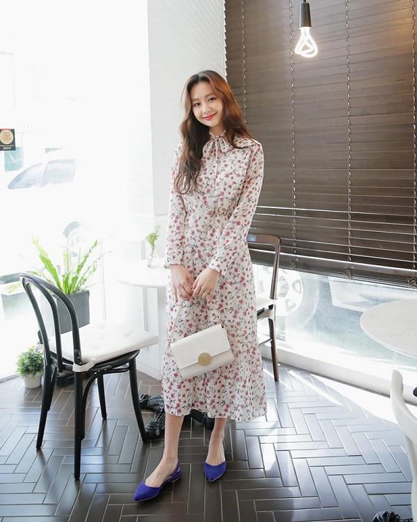 Chẳng cần sắm đồ mới, nàng diện lại mấy mẫu váy liền này là vẫn hợp mốt trong năm 2021 - 10