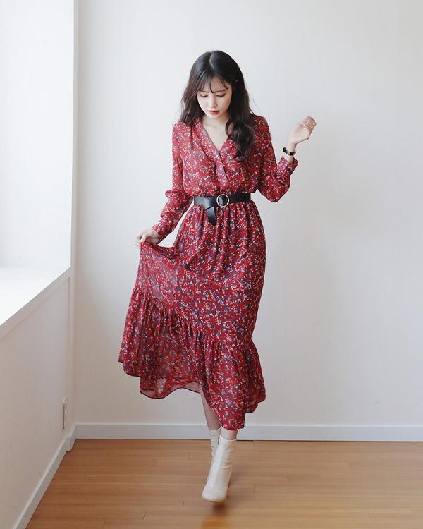 Chẳng cần sắm đồ mới, nàng diện lại mấy mẫu váy liền này là vẫn hợp mốt trong năm 2021 - 11
