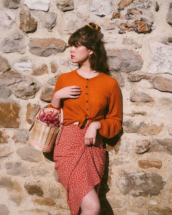 Mách nàng cách làm mới chiếc áo cardigan cũ trong một nốt nhạc, diện lên ai cũng phải khen - 7