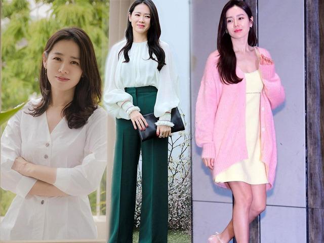 Học quốc bảo nhan sắc xứ Hàn chọn mấy món chuẩn thanh lịch, nàng ngoài 30 diện lên là đẹp