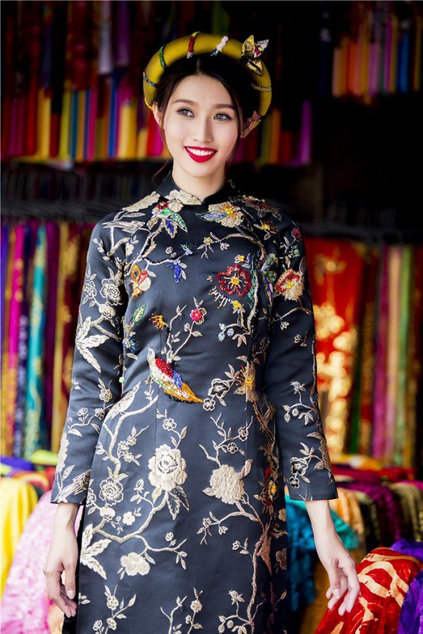 4 lỗi thường gặp khi diện áo dài mà ít ai biết, sửa ngay để Tết này xinh như hoa - 9