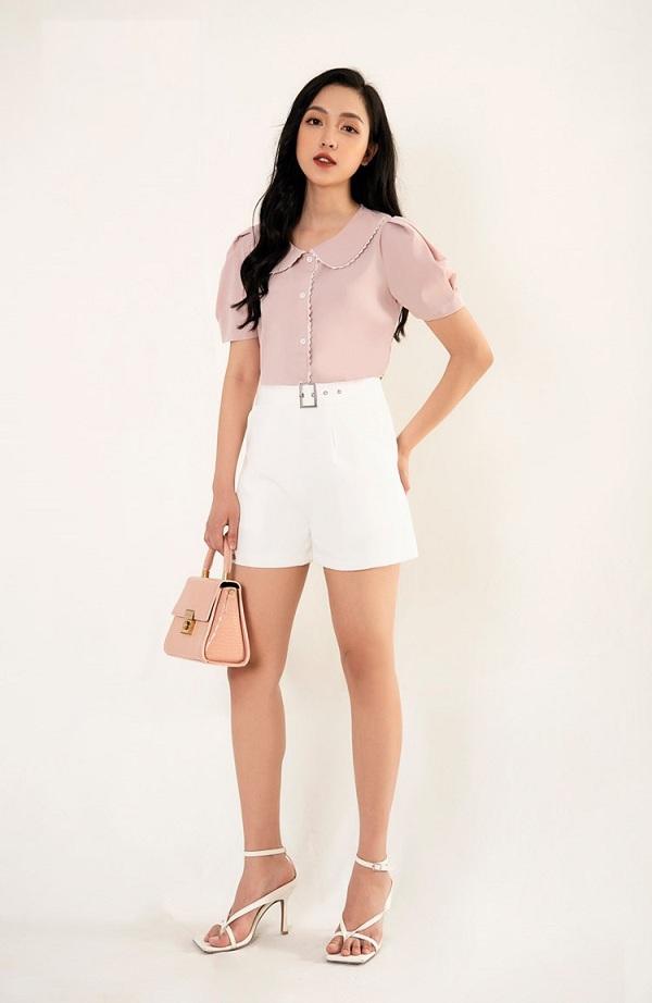 Những mẫu quần trắng tôn dáng lại dễ phối đồ, nàng diện đi chơi dịp lễ là chuẩn xinh - 4
