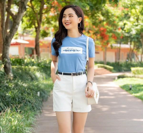 Những mẫu quần trắng tôn dáng lại dễ phối đồ, nàng diện đi chơi dịp lễ là chuẩn xinh - 5