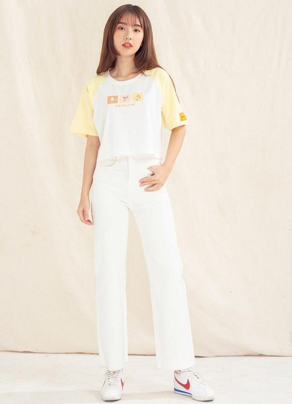 Những mẫu quần trắng tôn dáng lại dễ phối đồ, nàng diện đi chơi dịp lễ là chuẩn xinh - 8