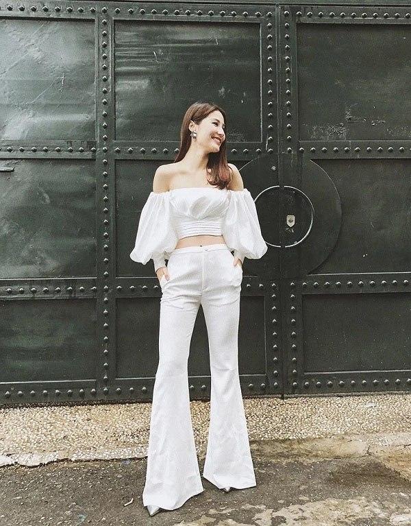 Những mẫu quần trắng tôn dáng lại dễ phối đồ, nàng diện đi chơi dịp lễ là chuẩn xinh - 11