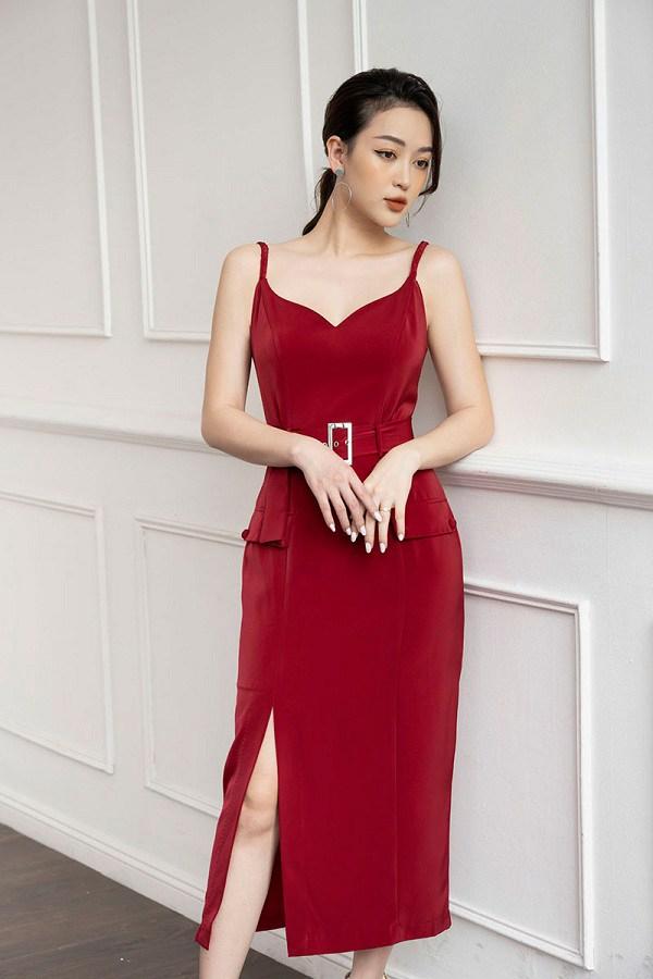 4 mẫu váy hai dây vừa xinh vừa mát, các nàng sắm nhanh còn kịp kỳ nghỉ lễ - 15