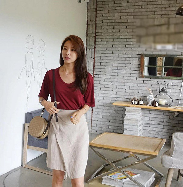 5 kiểu chân váy cứ diện cùng áo phông là đẹp mê, nàng lưu ngay để style thêm sành điệu - 8