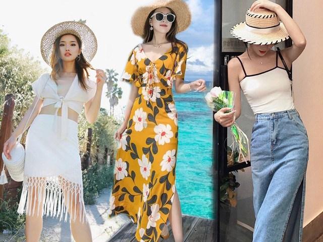 Những trang phục hè nàng không nên sắm qua mạng, tránh mua về lại mặc không vừa ý