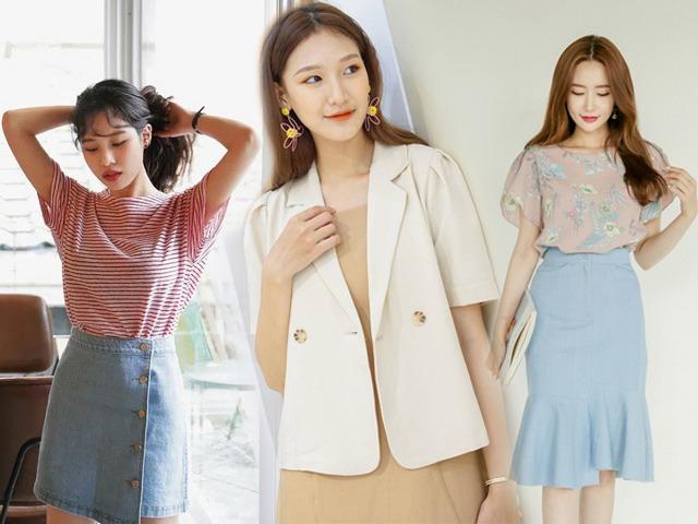 Mùa hè cứ sắm đủ mấy mẫu áo này, nàng công sở vừa mát mẻ lại sành điệu vô cùng