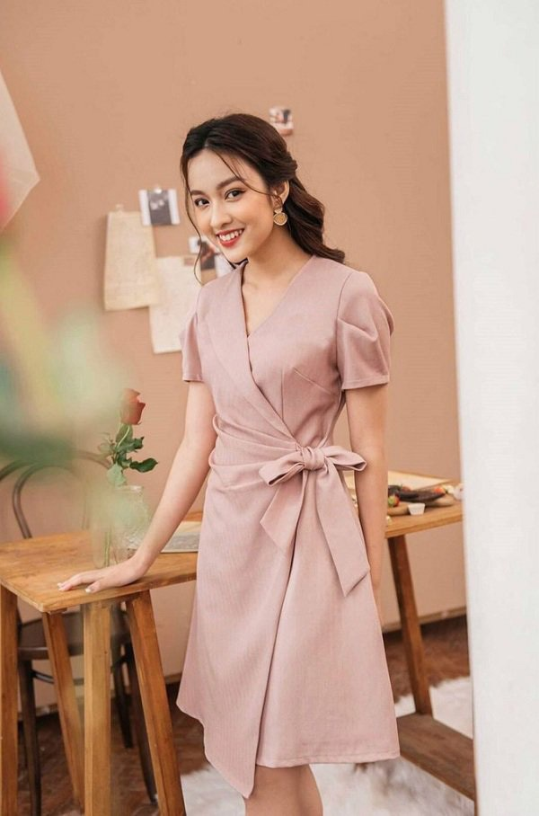 Kiểu váy giúp vòng eo hóa thon gọn, nàng nào cũng nên sở hữu để vóc dáng thêm quyến rũ - 3