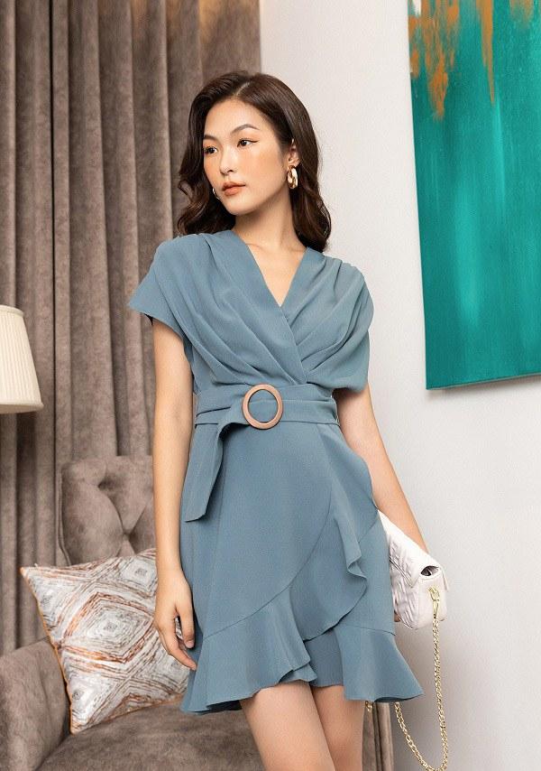 Kiểu váy giúp vòng eo hóa thon gọn, nàng nào cũng nên sở hữu để vóc dáng thêm quyến rũ - 4