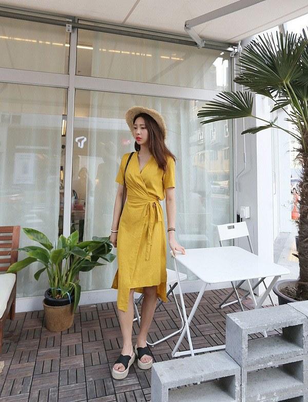 Kiểu váy giúp vòng eo hóa thon gọn, nàng nào cũng nên sở hữu để vóc dáng thêm quyến rũ - 5