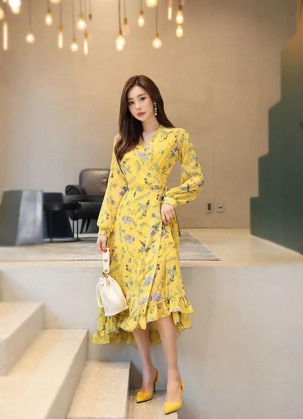 Kiểu váy giúp vòng eo hóa thon gọn, nàng nào cũng nên sở hữu để vóc dáng thêm quyến rũ - 8