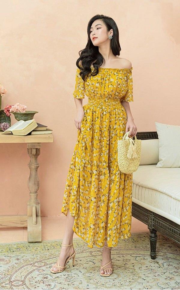 Kiểu váy giúp vòng eo hóa thon gọn, nàng nào cũng nên sở hữu để vóc dáng thêm quyến rũ - 12