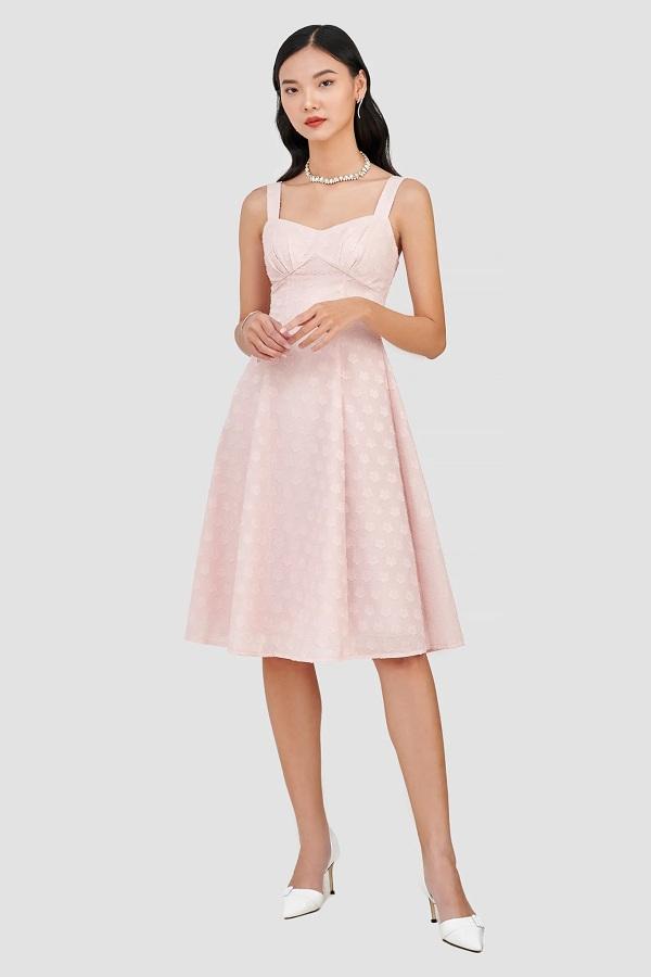 Kiểu váy giúp vòng eo hóa thon gọn, nàng nào cũng nên sở hữu để vóc dáng thêm quyến rũ - 14