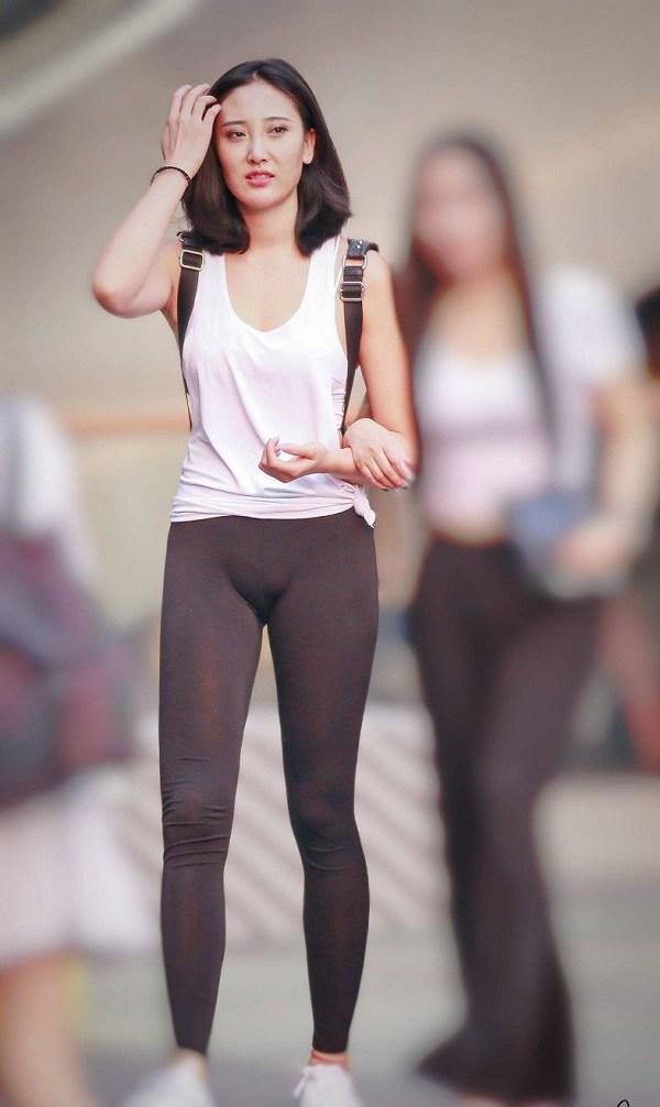 Đồ tập gym mặc ra phố tưởng quyến rũ lại hóa phản cảm, nàng đừng nên mắc sai lầm này - 2