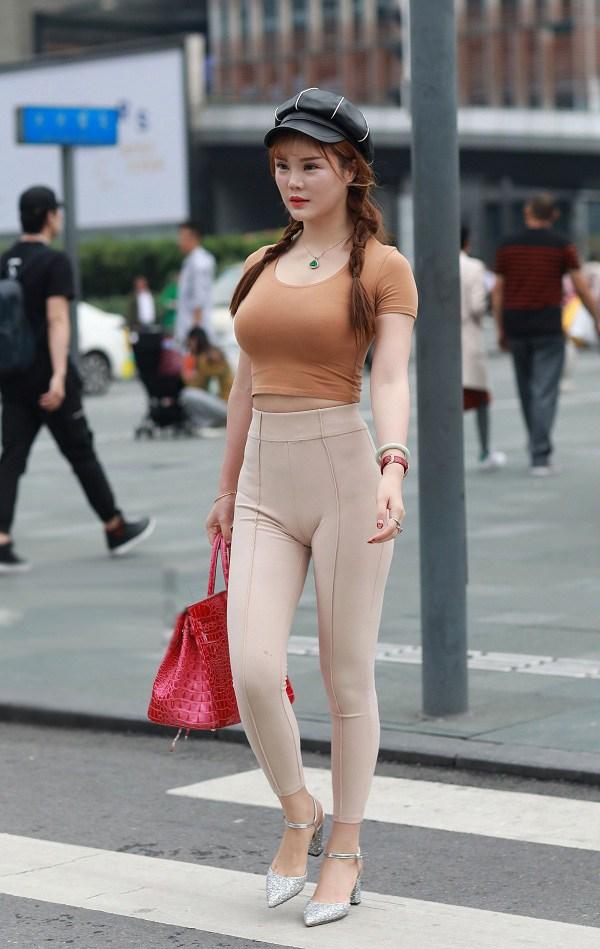 Đồ tập gym mặc ra phố tưởng quyến rũ lại hóa phản cảm, nàng đừng nên mắc sai lầm này - 9