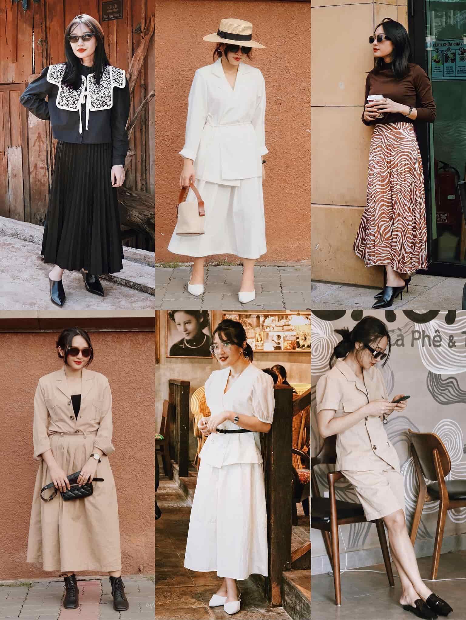 Mượn đồ chị mặc, cô em U30 biến hoá sành điệu: Bật mí chiêu tiết kiệm mua 1 mặc 2 - 8